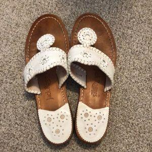 Jack Roger Women's Whipstitched Sandals